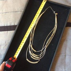 Multistrand lia sophia Necklace